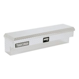 Tradesman 60 in. Aluminum Side Bin Truck Tool Box   Truck Tool Boxes