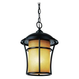 Trans Globe 5252 WB Hanging Lantern   Weathered Bronze   10W in.   Outdoor Hanging Lights