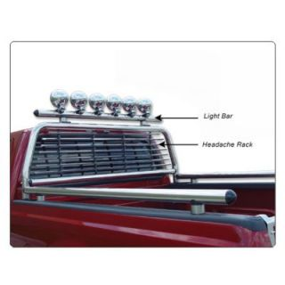 Go Industries Stainless Steel Headache Racks