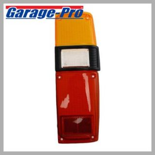 1985 1993 Dodge Ram 50 Tail Light Lens   Garage Pro, MI2809101, Direct fit, Plastic