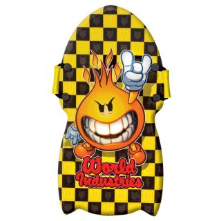 World Industries Checker Flameboy Foam Snow Sled   Sleds