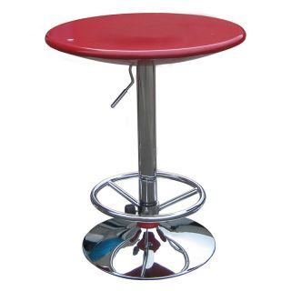 Boraam Luna Adjustable Pub Table   Pub Tables