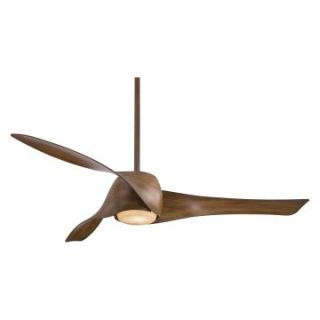 Minka Aire F803 DK Artemis 58 in. Indoor Ceiling Fan   Distressed Koa   Ceiling Fans