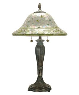 Dale Tiffany Green Mosaic Table Lamp   Tiffany Table Lamps