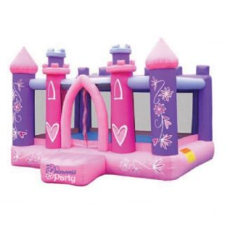 Kidwise Princess Party Bounce House   Bounce Houses