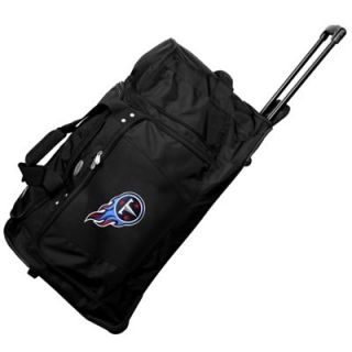 Tennessee Titans 27 Rolling Duffel Bag
