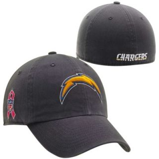 47 Brand San Diego Chargers BCA Primary Logo Franchise Fitted Hat   Navy Blue
