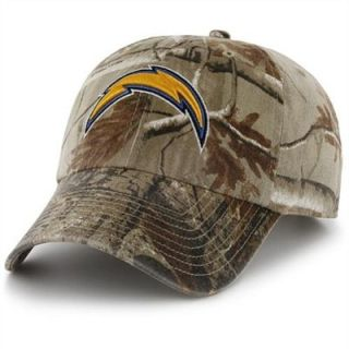 47 Brand San Diego Chargers Realtree Clean Up Slouch Adjustable Hat