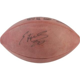 Edgerrin James Autographed NFL Game Football