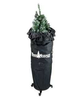 Upright Artificial Christmas Tree Storage Bag with Wheels   Tree Storage Bags