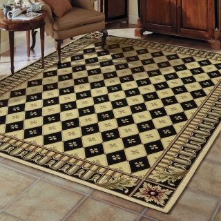Nourison Ashton House AS28 Area Rug   Multicolor   Area Rugs
