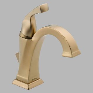 Delta Dryden 551 Single Handle Centerset Bathroom Sink Faucet   Bathroom Sink Faucets