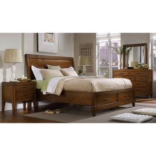 Norwood Low Profile Storage Bed   Low Profile Beds