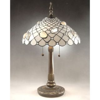 Dale Tiffany Shells Table Lamp   Tiffany Table Lamps