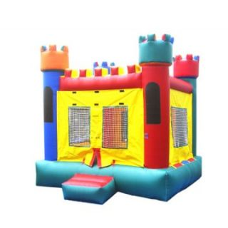 Kidwise Castle 1 Bounce House   Commercial Inflatables