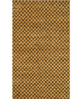Noble House Coster Area Rug   Gold/Coffee   Area Rugs