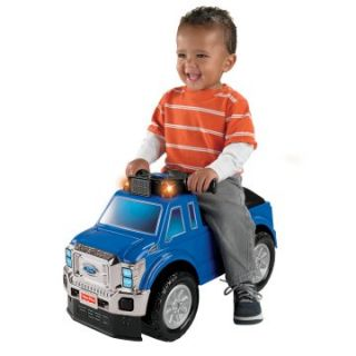 Fisher Price Ford Super Duty Riding Toy   Riding Push Toys