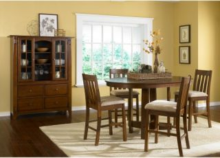 Liberty Furniture Urban Mission Counter Height Table   Dining Tables