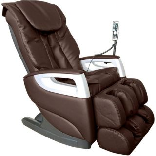 Berkline EC 362B Shiatsu Massage Recliner   Leather Recliners