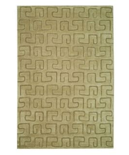 Safavieh Soho SOH416D Greek Key Area Rug   Sage   Area Rugs