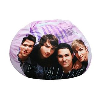 Big Time Rush Tween Bean Bag   Bean Bags