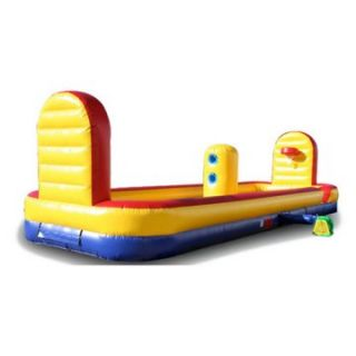 EZ Inflatables Bungee Basketball Bounce House   Commercial Inflatables
