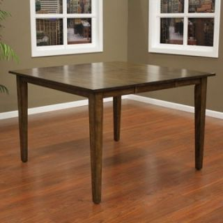 Este Butterfly Counter Height Table   Costal Grey   Dining Tables