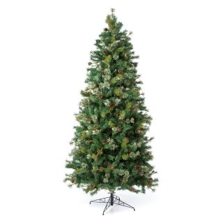 7.5 ft. Classic Country Unlit Christmas Tree   Christmas