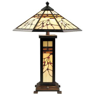Dale Tiffany Mission Hills Table Lamp   Tiffany Table Lamps