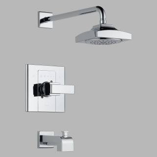 Delta Arzo T14486 Monitor 14 Series Wall Mount Tub and Shower Trim Set   Bathtub Faucets
