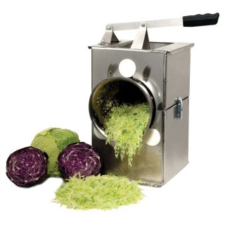 TSM Products Deluxe Stainless Steel Cabbage Shredder   Other Tools & Gadgets