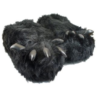 Comfy Feet Bear Claw Animal Feet Slippers   Mens Slippers