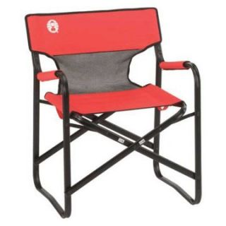 Coleman Camping Portable Deck Chair   Lawn Chairs