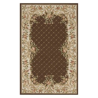 Momeni Veranda Indoor/Outdoor Area Rug   Brown   Area Rugs