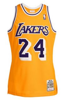 Mitchell & Ness Los Angeles Lakers 2007 2008   Kobe Bryant Authentic Basketball Jersey