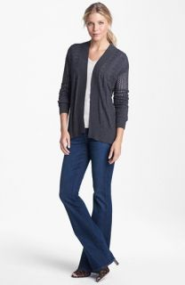 Amber Sun Cardigan & Tee, CJ by Cookie Johnson Grace Bootcut Jeans