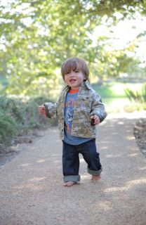 Peek Jacket, T Shirt & Jeans (Baby Boys)