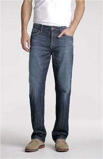 Lucky Brand 329 Classic Straight Leg Jeans (Ol Lipservice)