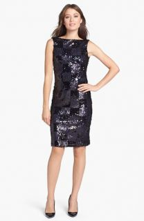 Isaac Mizrahi New York Sequin Shift Dress