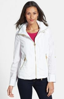 MICHAEL Michael Kors Hooded Blouson Jacket