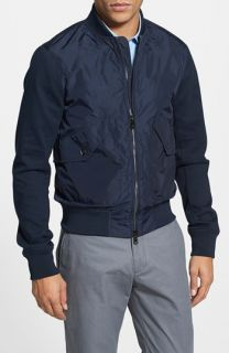 Michael Kors Baseball Bomber Jacket
