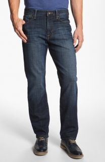 Lucky Brand 329 Classic Straight Leg Jeans (Lewisfield)