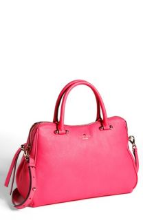 kate spade new york charles street   audrey leather satchel