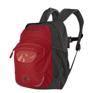 Mammut Kinder R�cksack First Zip, Black/Fire, 16 Liter, 2510 01541 0055 116 Sport & Freizeit