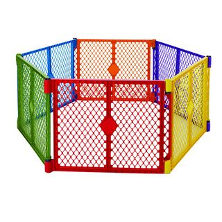 North States Plastic Superyard Colorplay North States Child Gates