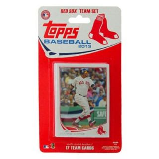 Boston Red Sox 2013 Team Collectible Trading Card Set