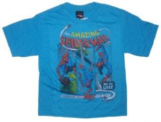Marvel Comics Spider Man Doctor Octopus Licensed Graphic T Shirt   Large Clothing