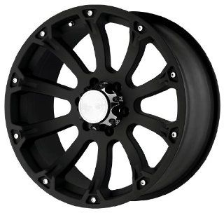 "Black Rhino Wheels Sidewinder Series Matte Black Wheel (17x9""/6x135mm) Automotive"