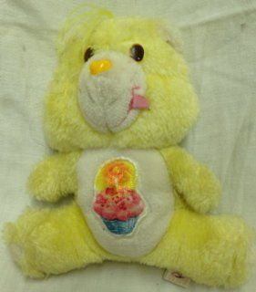 "6.5"" Plush Birthday Care Bear Vintage Doll Toy Toys & Games"