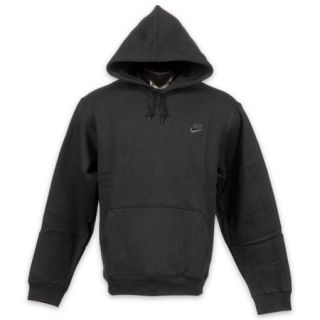 Nike Men's Classic Fleece Full Zip Hoodie(incorrect image)  Black